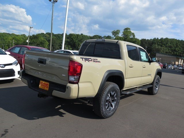 new 2017 toyota tacoma trd off road double cab in birmingham 028120 limbaugh toyota. Black Bedroom Furniture Sets. Home Design Ideas